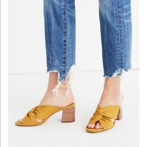 Madewell Crisscross Sandals